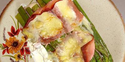 asparagi gratinati ql forno