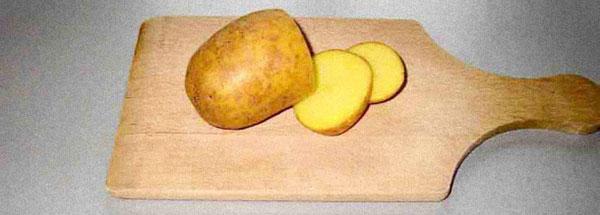 i tipi di patata