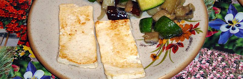 Come si potrebbe cucinare il tofu, un modo particolare.