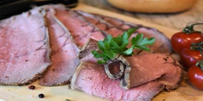 Un ottimo roast beef