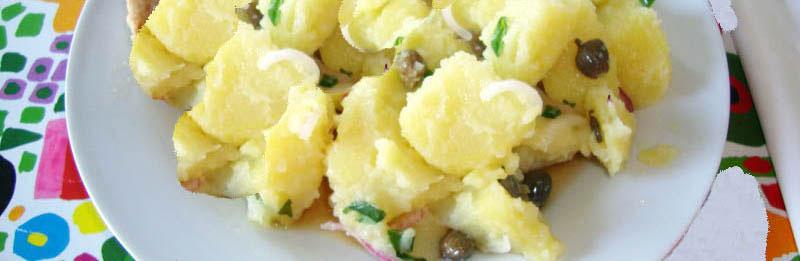 Patate in insalata
