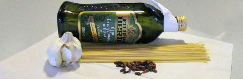 Ingredienti per pasta